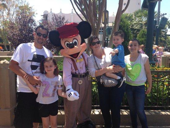 Portofino Inn & Suites Anaheim Hotel: Disney land