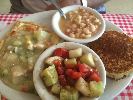 Bell Buckle Cafe: Yum!