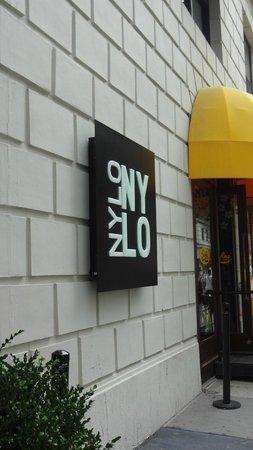 NYLO New York City : Outside entrance