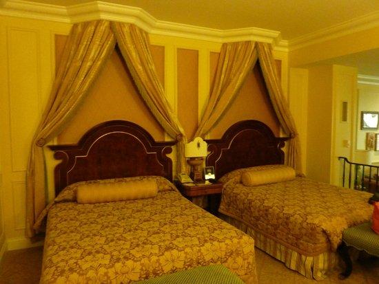 Venetian Resort Hotel Casino: Chambre double
