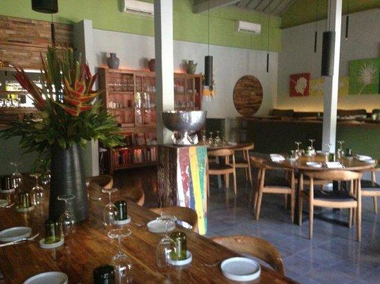 Restaurant Locavore: Interior