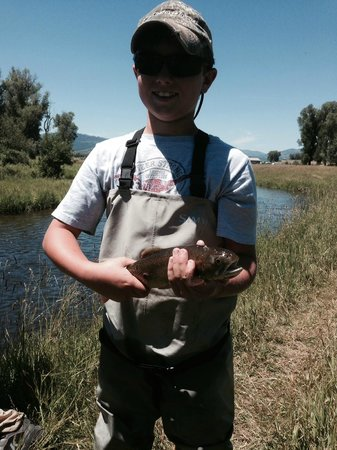 Fish the Fly: Ben's Catch of the Day-Fly the Fish