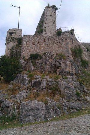 Klis Fortress: крепость