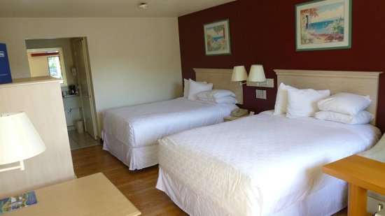 Travelodge Florida City/Homestead/Everglades: newly renovated room