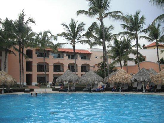 Iberostar Hacienda Dominicus: Piscina tropical