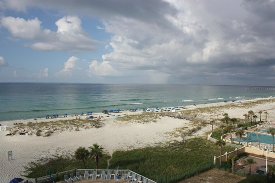 SpringHill Suites Pensacola Beach: View from 5th floor