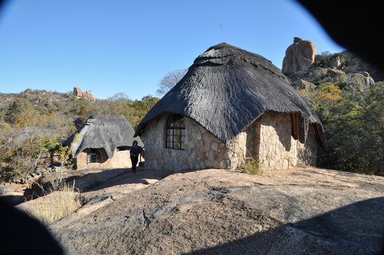 Matobo Hills Lodge: Rooms/cottages 2 and 3