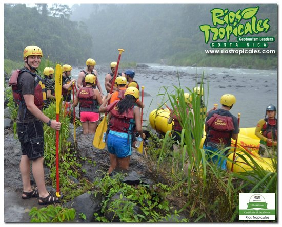 Rios Tropicales: Ready for serious rafting on the Pacuare River