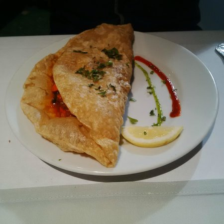 Gazis Indian Restaurant: Chicken Chat