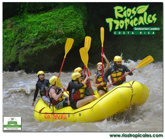 Rios Tropicales: Pacuare River