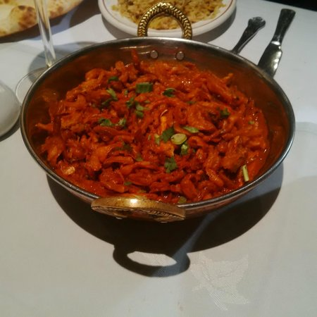 Gazis Indian Restaurant: Chom Chom
