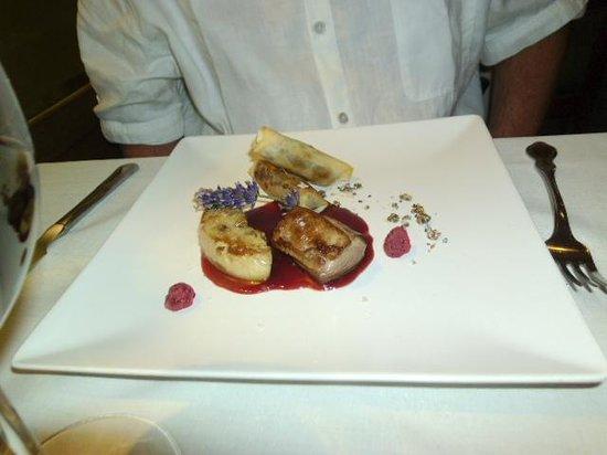 Restaurante El 24 de la Paloma: duck 3 ways