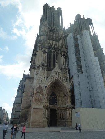 Cathédrale Notre-Dame de Reims : reims