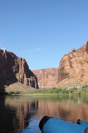 Colorado River Discovery : A view taken on the trip