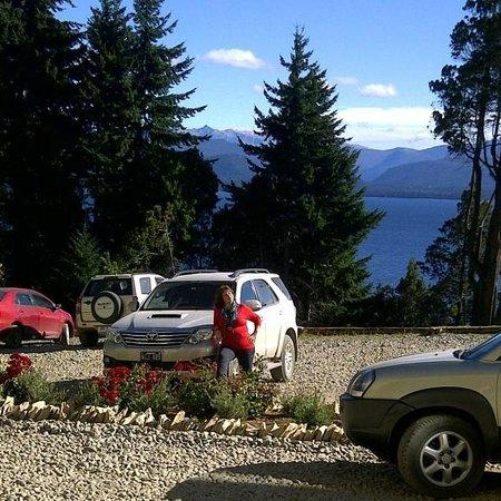 Villa Huinid Hotel Pioneros : lago
