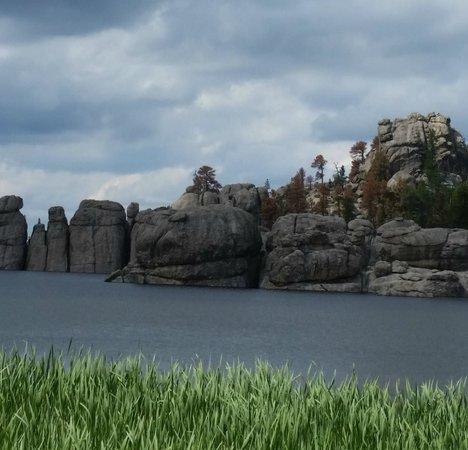 Custer State Park : Sylvan Lake
