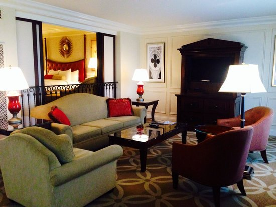 Venetian Resort Hotel Casino: Suite venetian