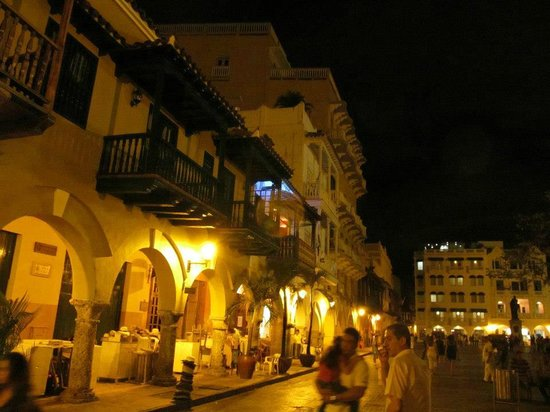 Hotel Casa Baluarte : Portal de los Dulces