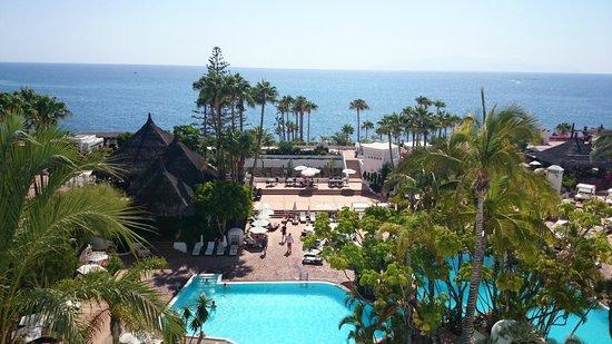 Hotel Jardín Tropical: Hotelanlage