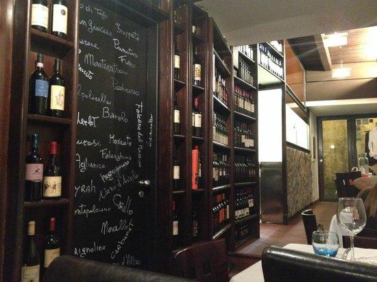Ristorante Cicirinella: Interior del restaurante