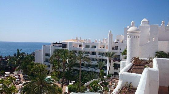 Hotel Jardin Tropical : Zimmerausblick