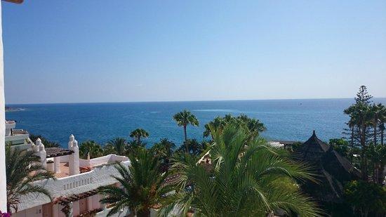 Hotel Jardin Tropical : Meerblick