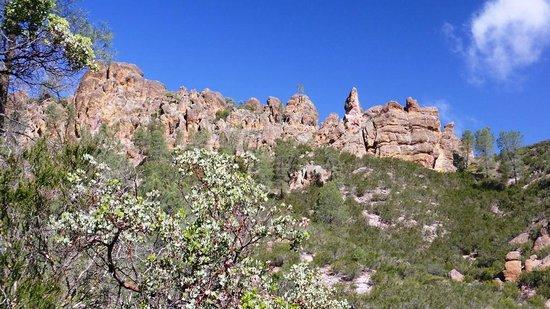 Pinnacles National Park: Pinnacles