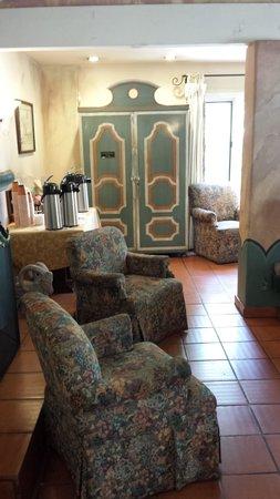 Franciscan Inn : the inn