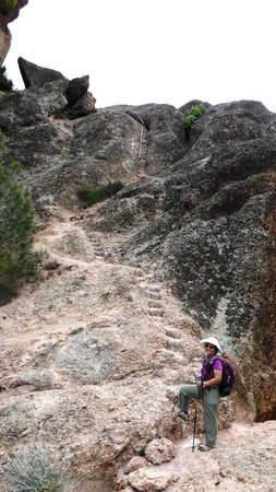Pinnacles National Park: High Peaks Trail