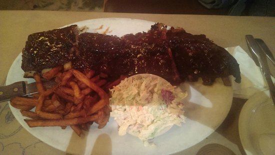 Bobby Q's Barbeque & Grill : Ribs 1