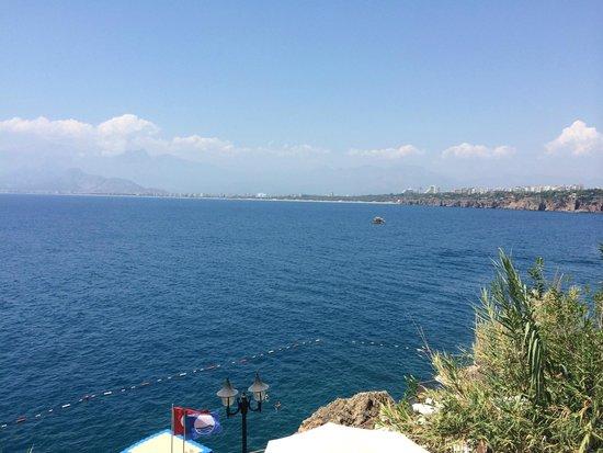 Ramada Plaza Antalya: Sea