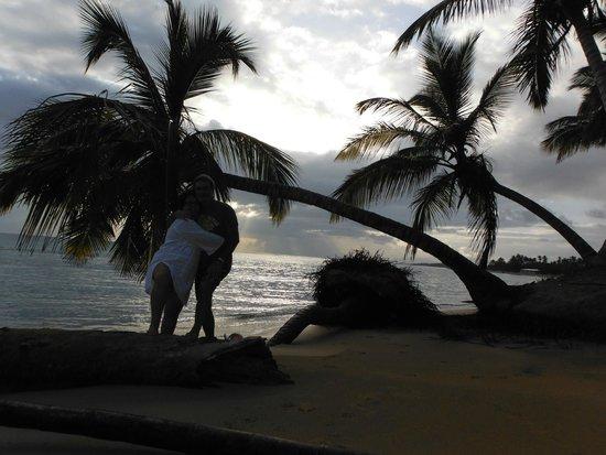 Grand Bahia Principe El Portillo: Amaneciendo