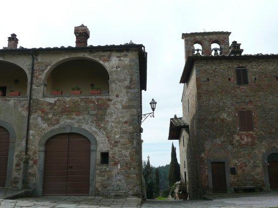 Il Castello di Gargonza : Chapelle