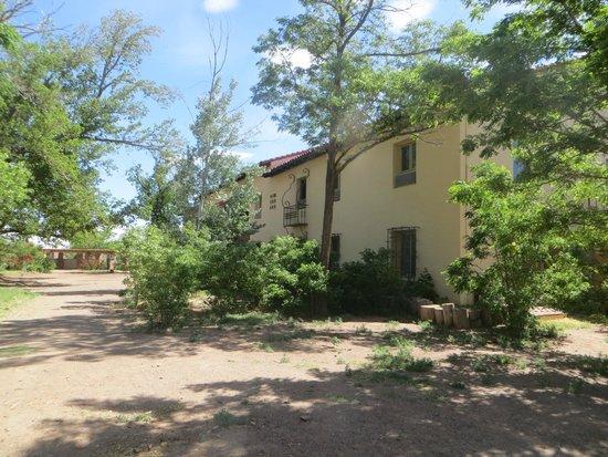 La Posada Hotel : Garden view