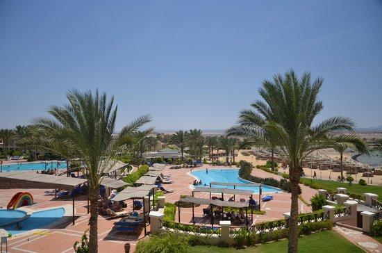 Jaz Lamaya Resort : Widok z okna pokoju 4426