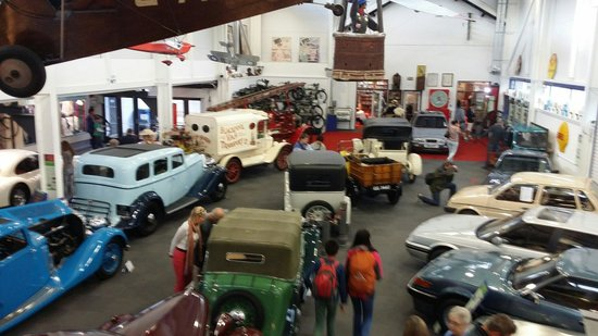Lakeland Motor Museum: Great little place