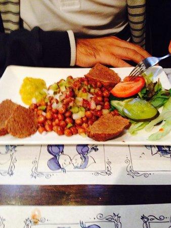 Petit-Restaurant de Rozenboom : Dutch plate