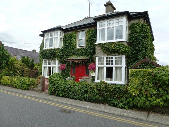 Carriglea B&B Kilkenny : front of the house