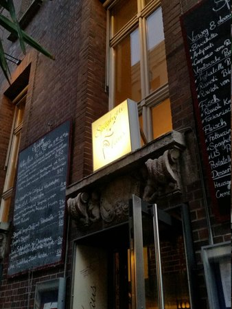 Entrance Spaghetti-Haus