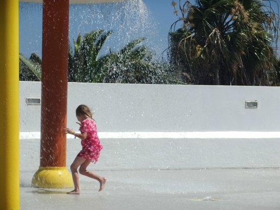 Club Caleta Dorada : kids splash area
