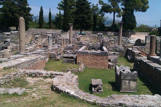 Solin: Развалины храма