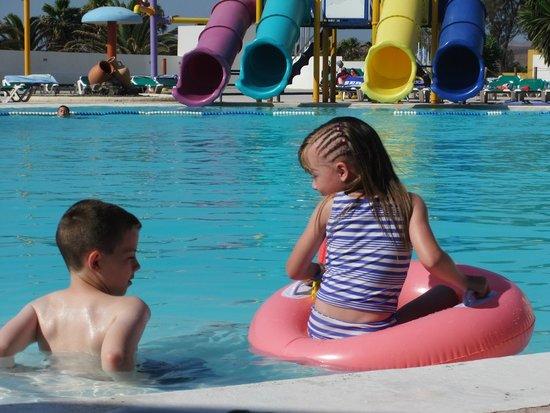 Club Caleta Dorada : pool