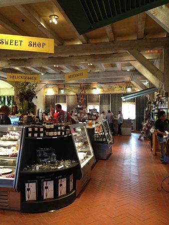 Viansa Winery and Italian Marketplace: Nice