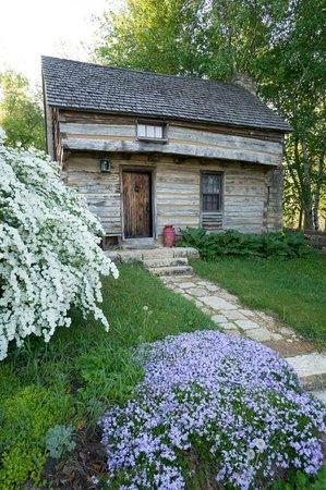 Cothren House: The Cothren Cabin