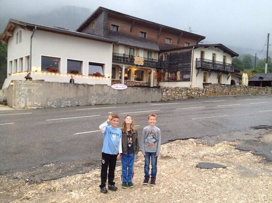 Le Refuge de Florimont : Gezellig en erg goed restaurant