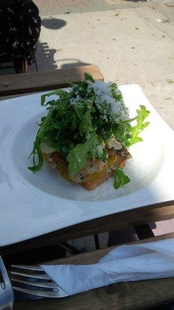 Kerr Street Cafe: Some kind of salad