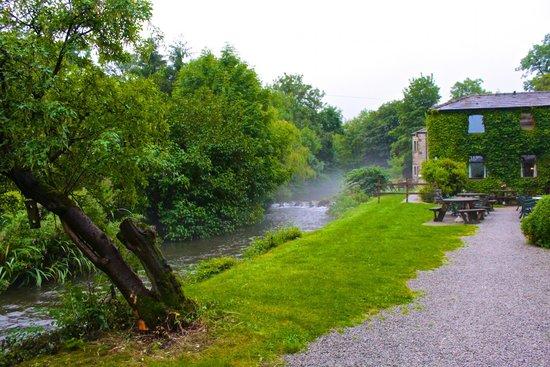 Beck Hall Malham: Lovely surroundings