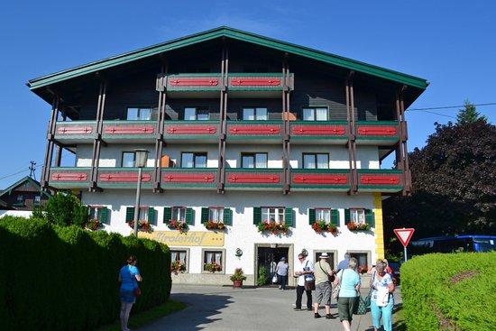 Hotel Tirolerhof: Front view