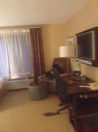 DoubleTree Hotel Boston/Bedford Glen: the room