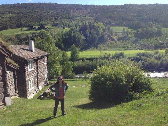 Nordre Ekre Gardshotell: Farm House
